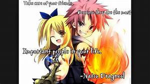 Anime Quotes - Fairy tail Quotes (Part one) - Wattpad