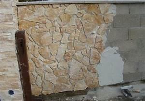 Pose Pierre De Parement : pierre de parement ext rieur ~ Dailycaller-alerts.com Idées de Décoration