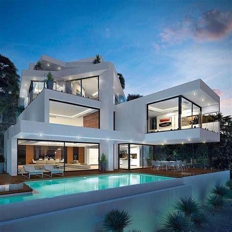 Moderne Häuser Ideen by Moderne Luxus Haus Designs Inspirierende Exemplarische