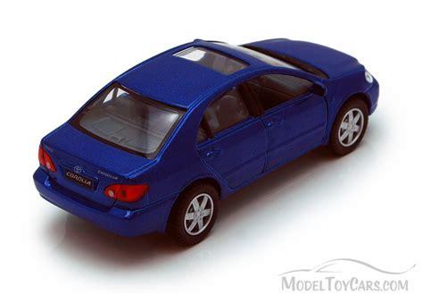 Toyota Corolla, Blue