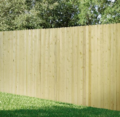 material for fences wood fencing