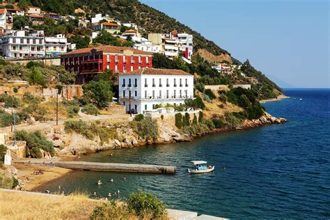 Holidays In Edipsos  Discover Greece