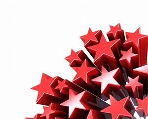 Clean Website Design 2018 Shooting Red Stars Abstract Background Welovesolo