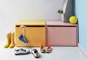 Coffre Rangement Chaussure : flex play meubles multifonctions pour enfants now for kids by e glue ~ Teatrodelosmanantiales.com Idées de Décoration