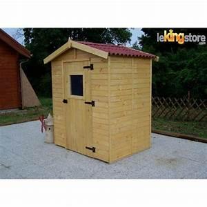 abri de jardin en bois 2 46 m² avec plancher eden Achat