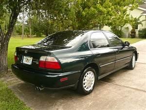 1997 Honda Accord - Trim Information