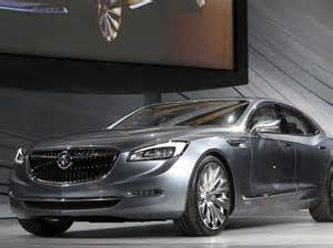 New Buick Concept Cars