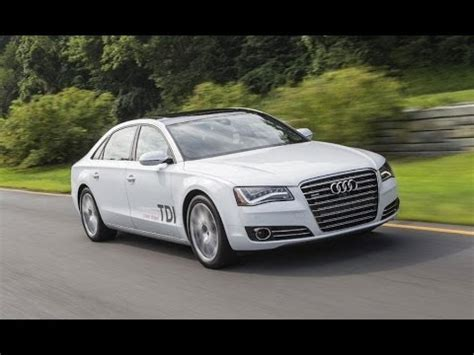 2004 Audi A8 0 60 by 2014 Audi A8 Tdi 0 60 Mph Drive Review