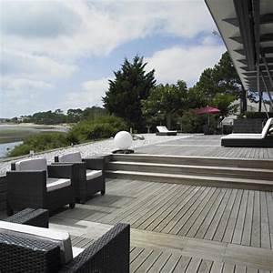 Prix Bois Terrasse Classe 4 : terrasse bois trait classe 4 prix au m2 discount images ~ Premium-room.com Idées de Décoration