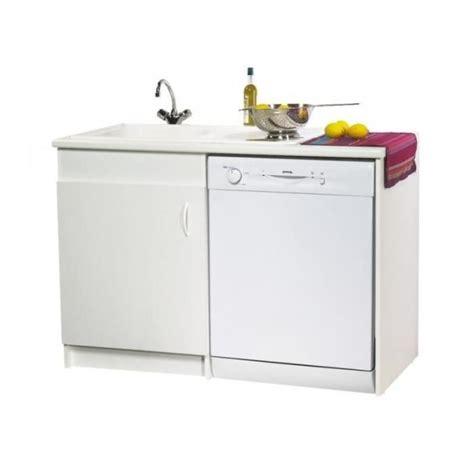 meuble de sous 233 vier option lave vaisselle 120 x 60 achat vente meuble sous 233 vier meuble de