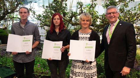 Garten Und Landschaftsbau Bremen Ausbildung by Bgl Bildungspreis Auszeichnung F 252 R Den Nachwuchs Gabot De