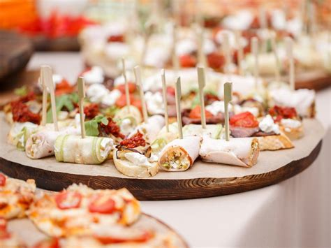 easy   finger foods perfect  parties