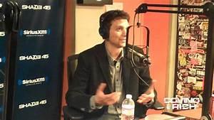Ralph Macchio talks Pat Morita and naming his son - YouTube