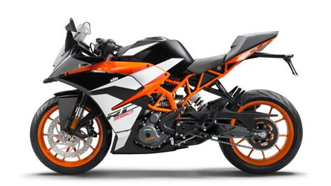 2017 Ktm Rc 125  Rc 390  Picture 693560  Motorcycle
