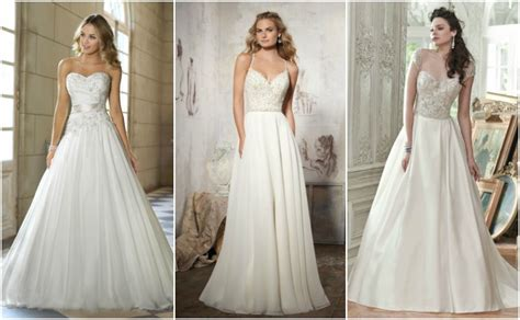 Top 27 Wedding Dress Styles For Pear-shaped Brides
