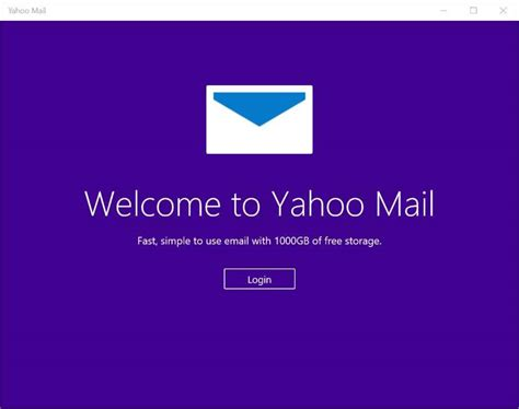 yahoo mail app for android yahoo mail app now can be used to access any email address