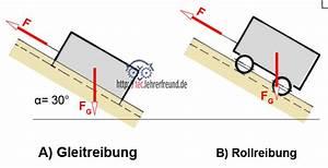 Rollreibung Berechnen : reibung 3 bungsaufgaben tec lehrerfreund ~ Themetempest.com Abrechnung