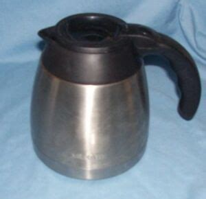 The thermal carafe coffee maker reviews found here, coupled with our buying guide, have been many of the best thermal carafe coffee makers on our list feature brew times of anywhere from four to 8. MR COFFEE Stainless Steel Double-Walled Thermal CARAFE Pot Decanter 8 Cup DRD95 696537946272 | eBay