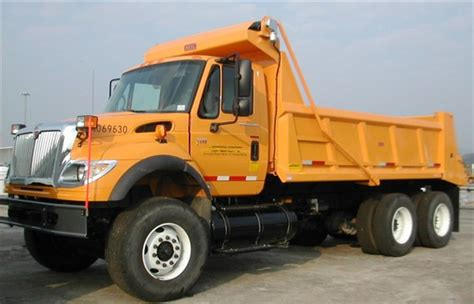 Dump Truck by Dump Trucks Truck Equipment Llc