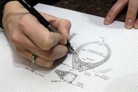 workshift variety of skills needed for jewelry design