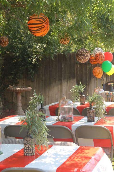 disneylands jungle river cruise birthday party ideas