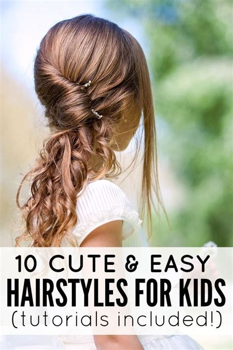 35 best images about little girl hair on pinterest top