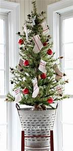 Small Christmas Trees on Pinterest