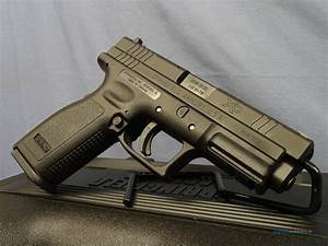 Springfield Armory Service Model Xd9 9mm For Sale