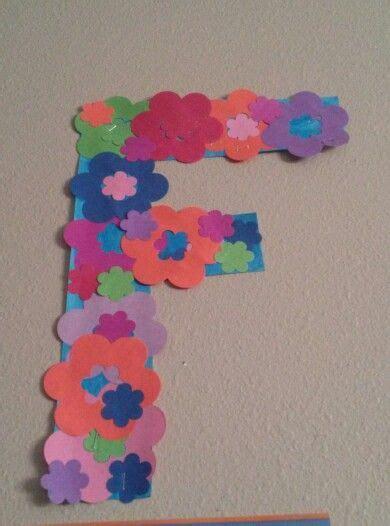 letter c craft ideas preschool letter f flower preschool craft ideas 4859