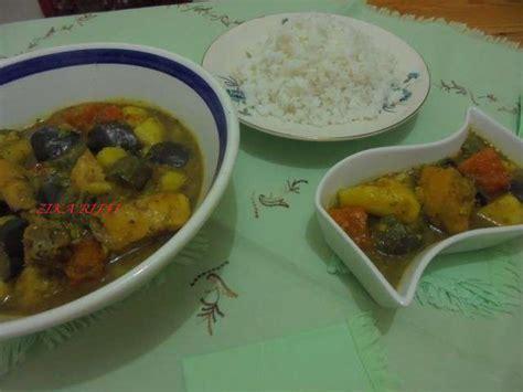 recettes de cuisine antillaise et colombo