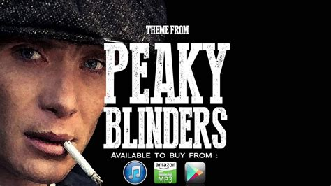 peaky blinders theme youtube