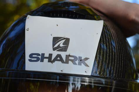 Test Caschi Moto by Test E Recensione Casco Integrale In Carbonio Shark Spartan