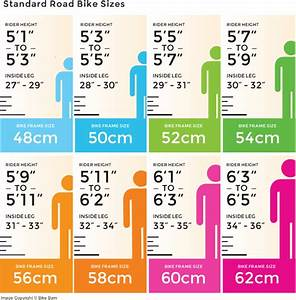 Your Guide To Find The Right Size Bike