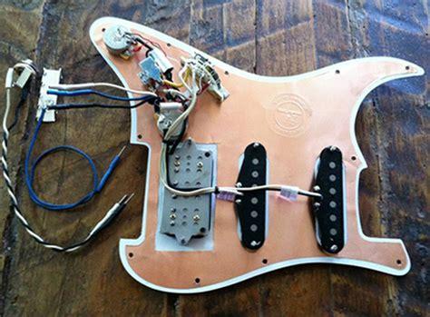 Rothstein Guitars Prewired Strat Assemblies