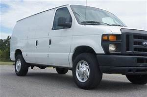 Find Used 2010 Ford E250 Econoline Cargo Van For Sale