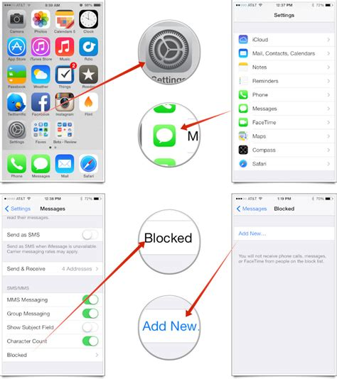 iphone recent calls settings how to block phone calls facetime calls and messages on