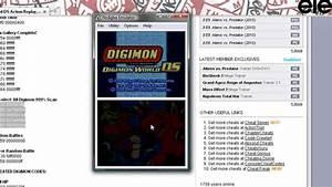 Cheats Digimon World Ds Youtube