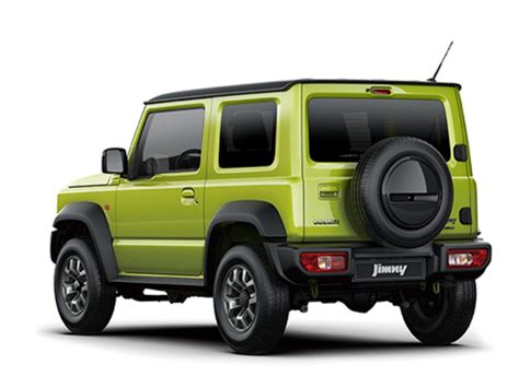 Suzuki Jimny Picture by Suzuki Jimny 2018 News Pictures Prices Specs Car Magazine