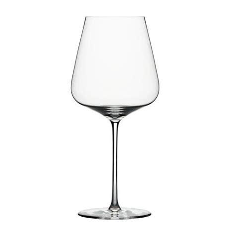 zalto bordeaux glass wine goblet