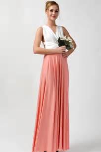 maxi bridesmaid dresses 2016 new arrival maxi infinity bridesmaid dress two tone tt 15 73 80 infinity dress