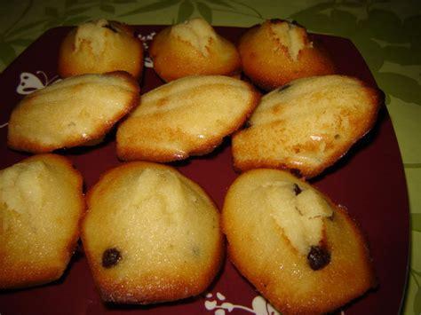 beurre de coco cuisine madeleine sans beurre à la crème de coco et aux pépites