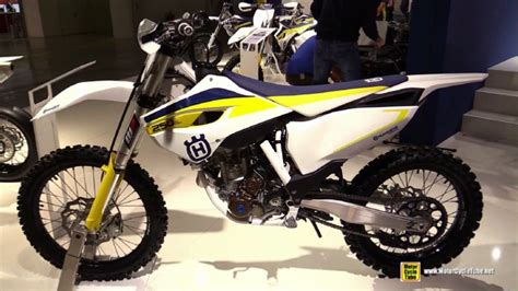 Husqvarna Fc 250 Picture by 2015 Husqvarna Fc 250 At 2014 Eicma Milan Motorcycle