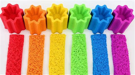 kinetic sand glitzer diy colors kinetic sand frozen elsa lip balm coca cola lip