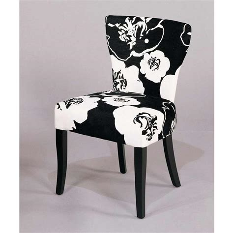 black and white dining chairs upholstered dining chairs