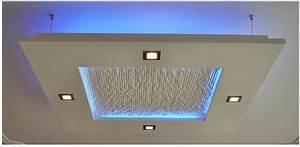 Luminaire Led Plafond : eclairage plafond ~ Edinachiropracticcenter.com Idées de Décoration