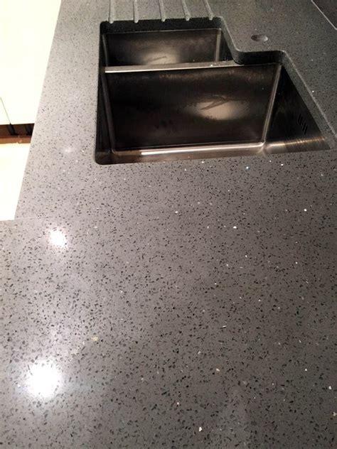 Grigio Scuro Stella   Urban Quartz   Rock and Co Granite Ltd