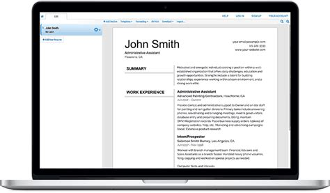 Free Resume Builder And by Free Resume Builder Resume