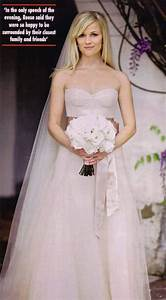 celebrity wedding dresses that stray from the traditional With reese witherspoon wedding dress