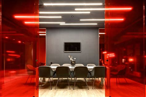 zooi studio create office interior   letled company