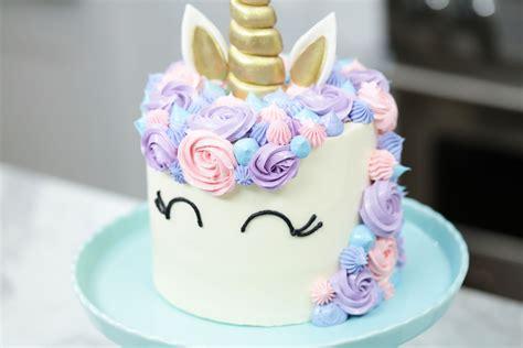 unicorn cake rosanna pansino nerdy nummies